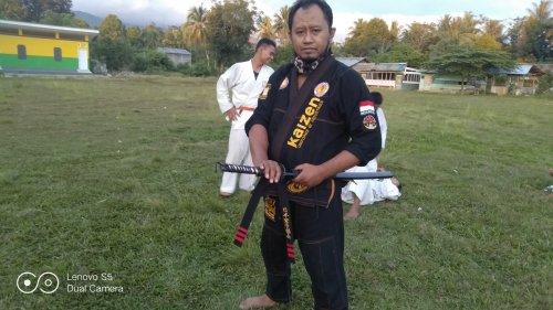 Latihan Pedang Ju-jitsu