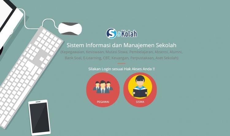 Sistem Administrasi dan Manajemen Sekolah