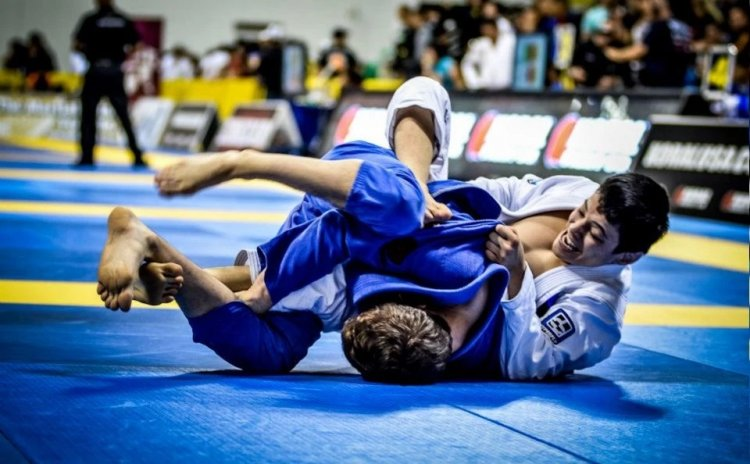 Mengenal Seni Beladiri Jepang Ju-jitsu